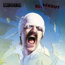 Scorpions: Blackout (50th Anniversary Deluxe Edition), 1 CD und 1 DVD