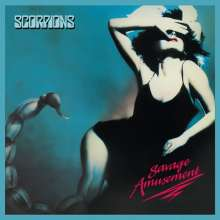 Scorpions: Savage Amusement (50th-Anniversary-Deluxe-Edition), 2 CDs