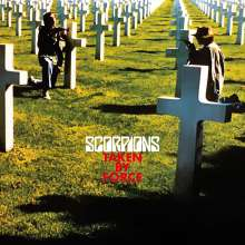 Scorpions: Taken By Force (50th Anniversary Deluxe Edition), CD