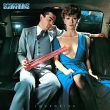 Scorpions: Lovedrive (50th Anniversary Deluxe Edition), CD