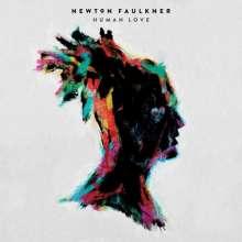 Newton Faulkner: Human Love, CD