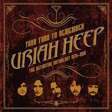Uriah Heep: Your Turn To Remember: The Definitive Anthology 1970-1990, 2 CDs