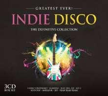Indie Disco, 3 CDs