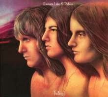 Emerson, Lake & Palmer: Trilogy (Deluxe Edition), 2 CDs