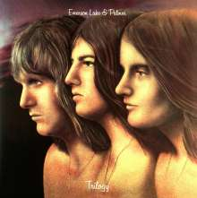 Emerson, Lake & Palmer: Trilogy (remastered), LP