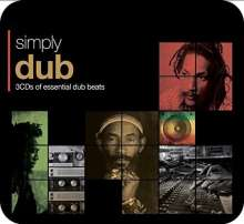 Simply Dub, 3 CDs