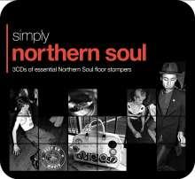 Simply Northern Soul (Tin-Box), 3 CDs