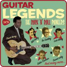 Guitar Legends (Limited Edition Metallbox), 3 CDs