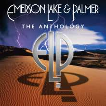 Emerson, Lake & Palmer: Anthology (1970 - 1998), 3 CDs