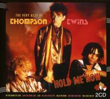 Thompson Twins: The Very Best Of: Hold Me Now, 2 CDs