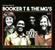 Booker T. & The MGs: The Very Best Of Booker T. & The MGs (2CD Edition), 2 CDs