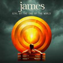 James (Rockband): Girl At The End Of The World, CD