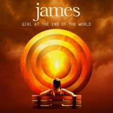 James (Rockband): Girl At The End Of The World (180g) (Limited Edition), 2 LPs