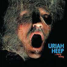 Uriah Heep: Very 'Eavy, Very 'Umble (Deluxe-Edition), 2 CDs