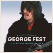 George Fest: A Night To Celebrate The Music Of George Harrison: Live 2014, 2 CDs und 1 DVD