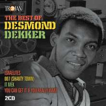 Desmond Dekker: The Best Of Desmond Dekker, 2 CDs