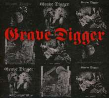 Grave Digger: Let Your Heads Roll: The Very Best Of The Noise Years 1984 - 1986, 2 CDs