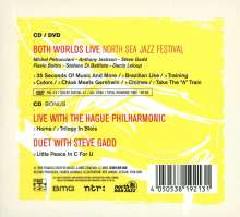 Michel Petrucciani (1962-1999): Both Worlds Live 1998 (North Sea Jazz Festival), 2 CDs und 1 DVD