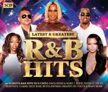 Latest & Greatest: R&B-Hits (Explicit), 3 CDs