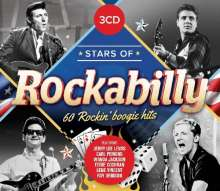 Stars Of Rockabilly, 3 CDs