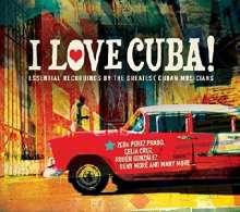 I Love Cuba!, 2 CDs