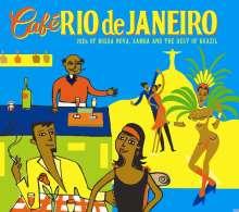 Cafe Rio De Janeiro, 2 CDs