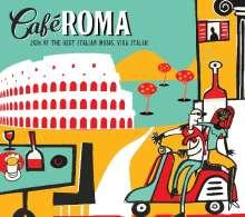 Cafe Roma, 2 CDs