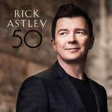 Rick Astley: 50, CD