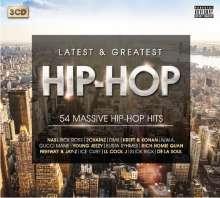 Latest & Greatest: Hip-Hop Anthems (2016 Edition) (Explicit), 3 CDs