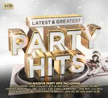 Latest & Greatest: Party Hits, 3 CDs