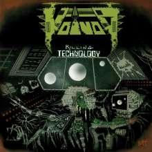 Voivod: Killing Technology (remastered) (180g), LP