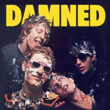 The Damned: Damned Damned Damned (40th-Anniversary-Edition), CD