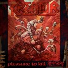 Kreator: Pleasure To Kill (remastered), CD