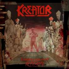 Kreator: Terrible Certainty (remastered), 2 CDs