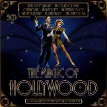 Filmmusik: Magic Of Hollywood (Limited Edition) (Metallbox), 3 CDs