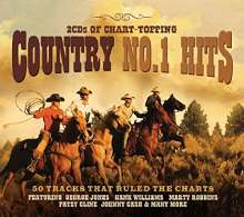 Country No.1 Hits, 2 CDs