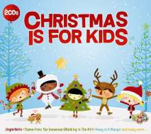 Christmas Is For Kids, 2 CDs