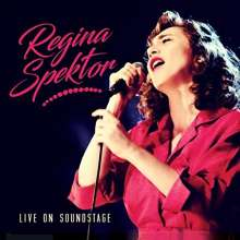 Regina Spektor: Regina Spektor Live On Soundstage, 2 CDs