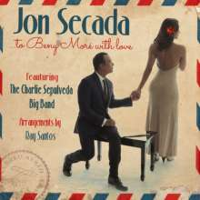 Jon Secada: To Beny More With Love, CD