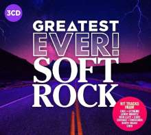Soft Rock - Greatest Ever, 3 CDs