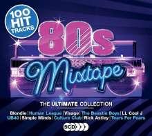 Ultimate 80s Mixtape, 5 CDs