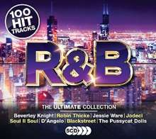 R & B: The Ultimate Collection, 5 CDs