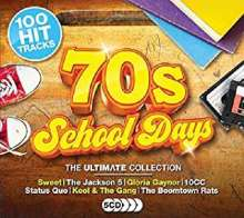 70s School Days: The Ultimate Collection, 5 CDs