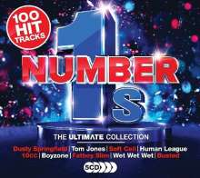 Ultimate Number 1s, 5 CDs