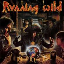 Running Wild: Black Hand Inn (remastered) (180g), 2 LPs