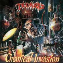 Tankard: Chemical Invasion (remastered) (Limited-Edition) (Colored Swirled Vinyl), LP