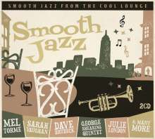 Smooth Jazz From The Cool Lounge, 2 CDs