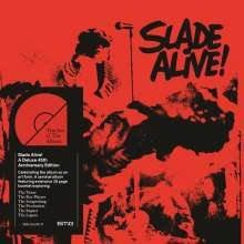 Slade: Slade Alive! (Deluxe Edition), CD