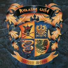 Running Wild: Blazon Stone (Deluxe Expanded Edition) (2017 Remaster), CD