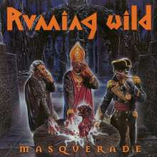 Running Wild: Masquerade (Deluxe-Expanded-Edition) (remastered), CD